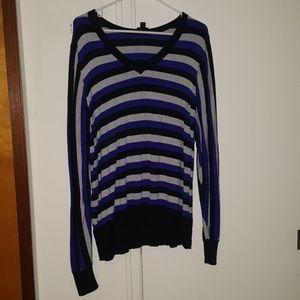 NWOT Worthington pullover v-neck sweater (2x)
